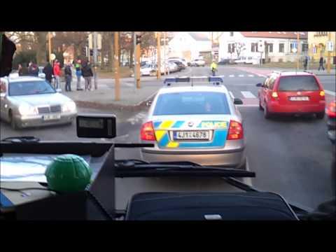 Jihlava - Kladno, 19/02/2015, cesta na druhé čtvrtfinále