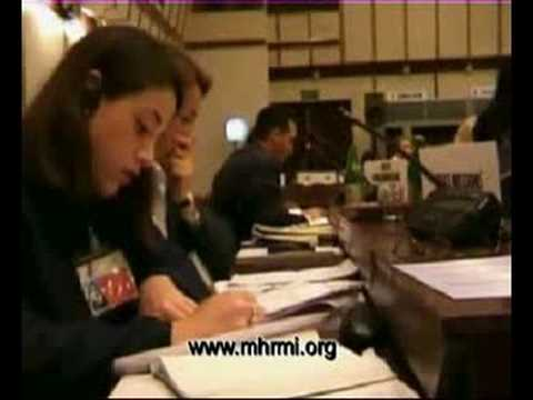 Macedonian Human Rights Movement International (MHRMI) - OSCE in 2000 - Human Rights Abuse in Greece
