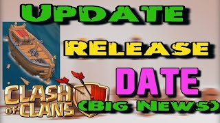 Clash of Clans Update Release Date 2017 (Not This Week) | Clash of Clans Update News | COC Update