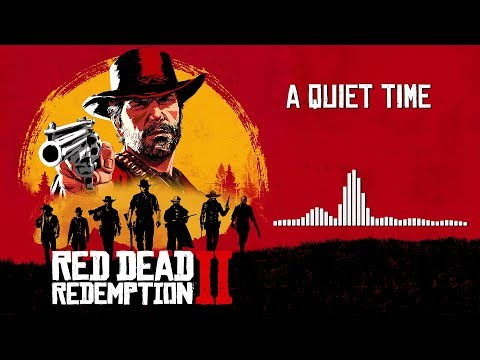 Red Dead Redemption 2 Official Soundtrack - A Quiet Time | HD (With Visualizer)