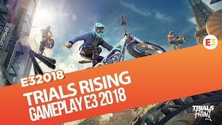 Trials Rising: 20 minuti di gameplay dall