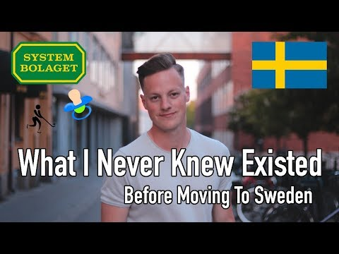 5 Things I Never Knew Existed Before Moving To Sweden