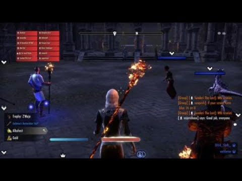 The Elder Scrolls Online: Summerset -Cloudrest Trial |