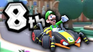 Beating Mario Kart Tour without Playing Mario Kart Tour