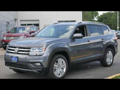 New 2019 Volkswagen Atlas Saint Paul MN Minneapolis, MN #91682