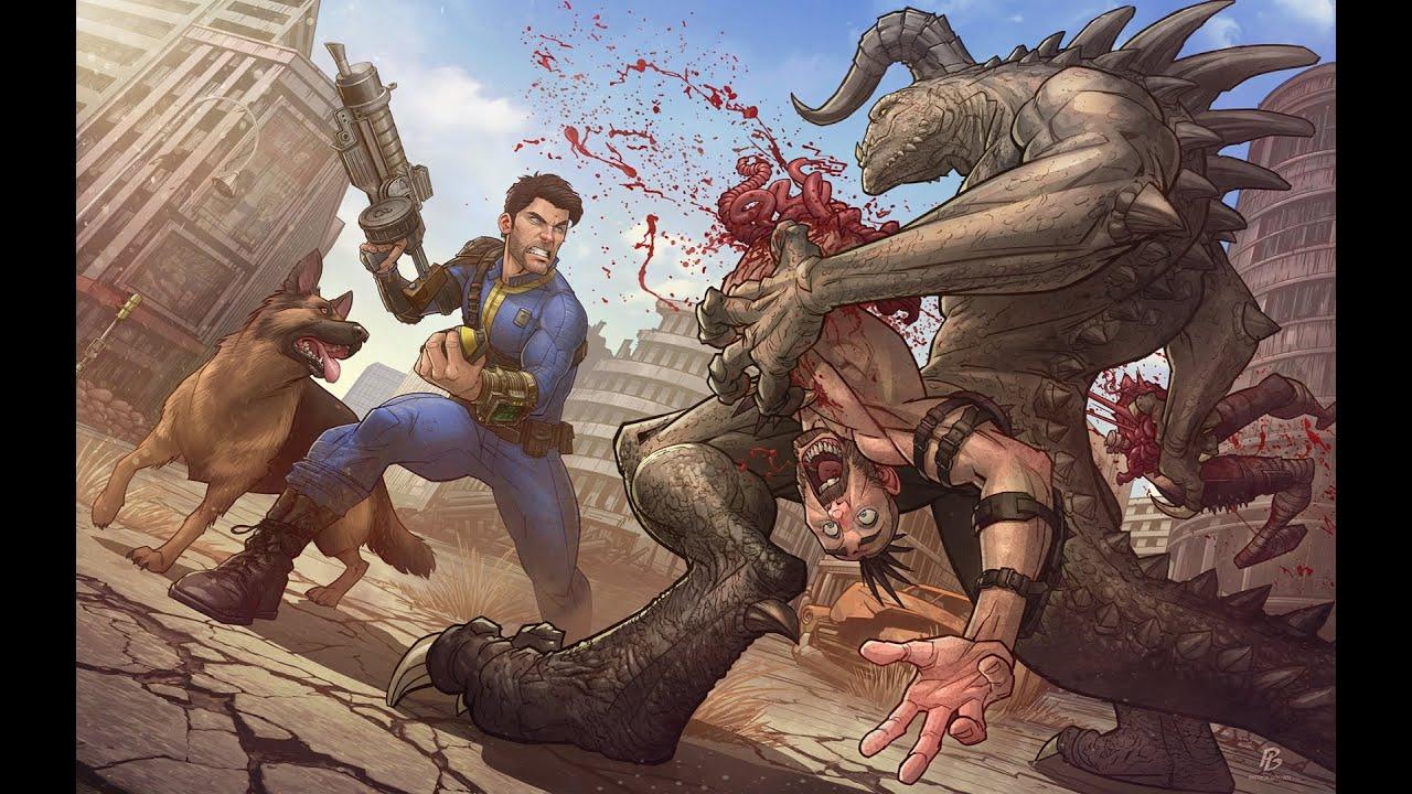 Fallout 4 моды Компаньоны