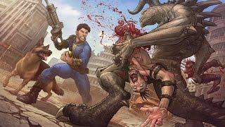 моды для Fallout 4  - призыв спутников, компаньонов, партнеров (NPC)/(Как призвать Коготь Смерти)