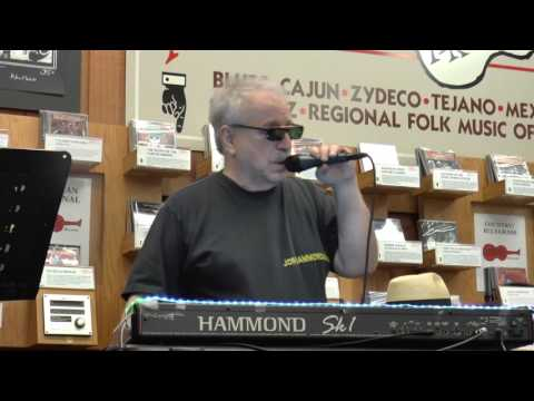DOWN HOME IN-STORE PERFORMANCE: JON HAMMOND & MARC BAUM Funky Jazz & Blues + Free Red Beans & Rice