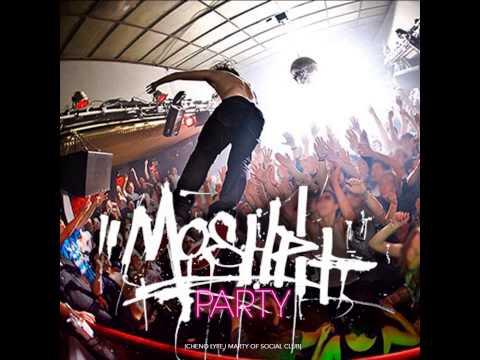 Moshpit Party Ft. Marty of Social Club (MP3)   @ChenoLyfe @DeathByMartyMar #FallingUp2