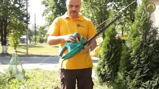 видео ремонт  кусторезов