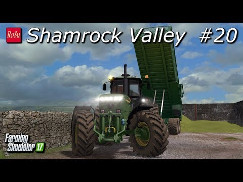 Farming Simulator 2017 Let´s play Shamrock Valley #20 thumbnail