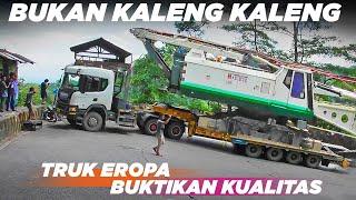 Download ASLI BUKAN KALENG KALENG !!! Truk Sultan Buktikan Kualitas Hingga Sukses Bikin Gempar Sitinjau Lauik