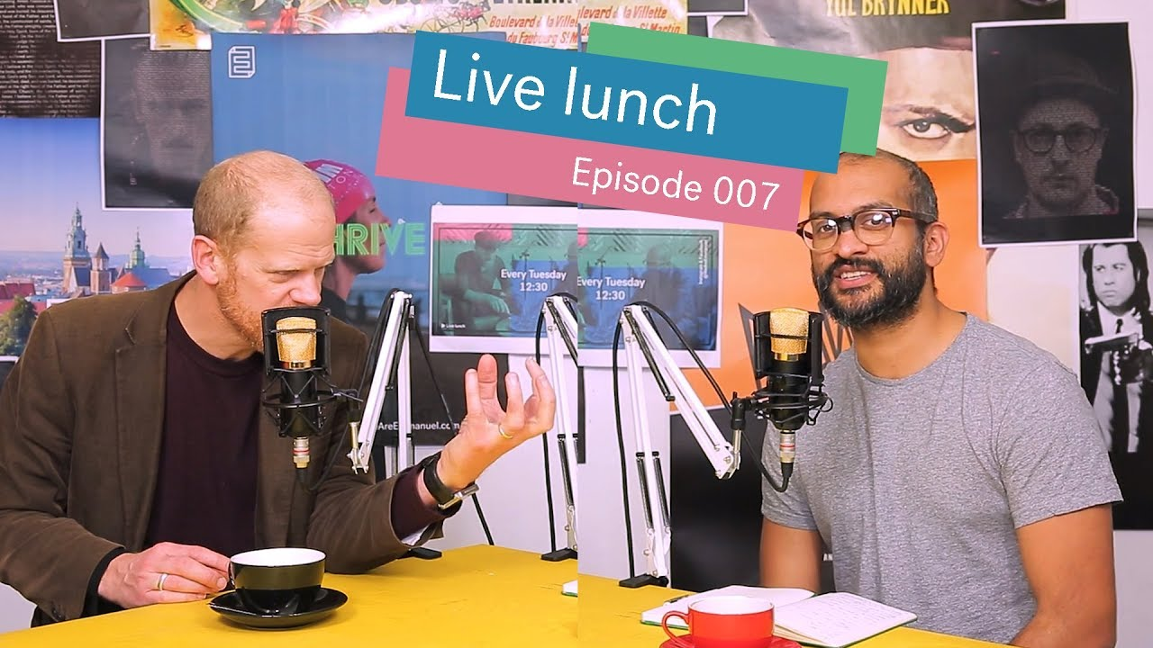 Money | #LiveLunch Episode 7 Cover Image