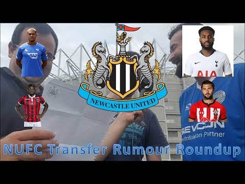 Newcastle United Transfer Rumour Round Up.