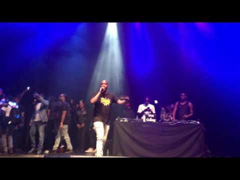 Popcaan - Nah Idle - O2 Institute Birmingham UK Unruly Concert 2017