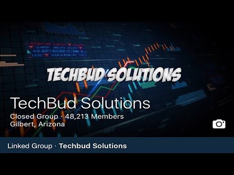 How To Join The Techbuds Facebook Group & Discord Chat   Step by Step