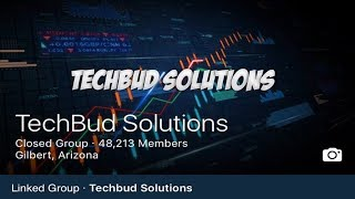 How To Join The Techbuds Facebook Group & Discord Chat | Step by Step thumbnail