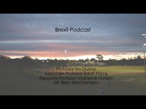 POLSIS Podcast - Brexit