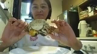 Cách hấp cua lông Thượng Hải, sang hai China food
