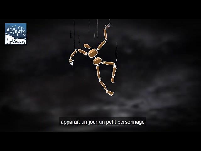 Pinocchio - Annonce
