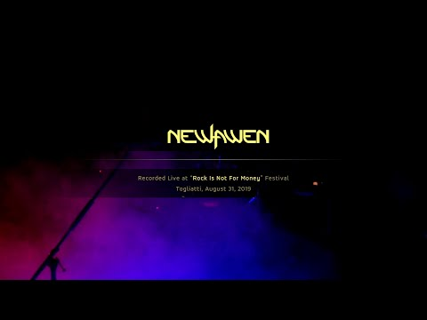 """NEWAWEN – Live At """"Rock Is Not For Money"""" Festival"""