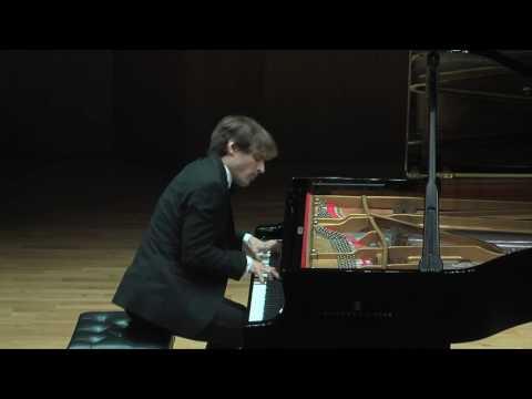 S. Rachmaninoff Piano Sonata No. 2, Op. 36 - Ilya Rashkovskiy Piano Recital 2017