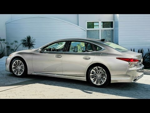 2018 Lexus LS 500 - Ultimate Luxury Sedan