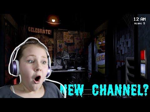 Freddy Fazbear Five Nights at Freddy's 3AM!! New Gaming Channel!! thumbnail