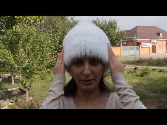 Шапка, Лыжница Белая