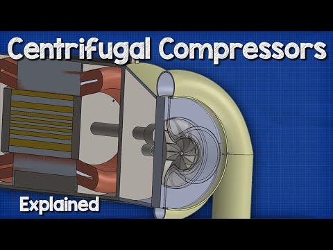 🔧 Chiller - Compressor, Centrifugal