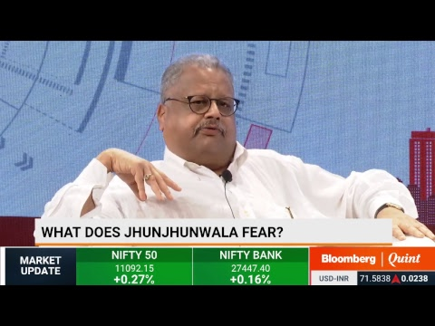 Rakesh Jhunjhunwala On Elections 2019 & More #BQ