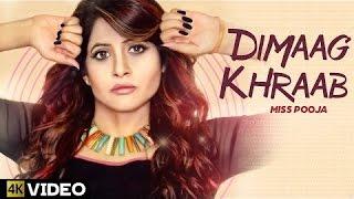 Dimaag Khraab Miss Pooja Featuring Ammy Virk Full Song 1080p Rv