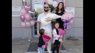 Супруга Джигана Оксана Самойлова родила девочку—2017
