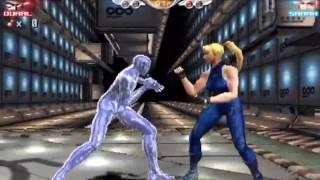 Virtua Fighter 4 (PlayStation 2) Arcade as Dural