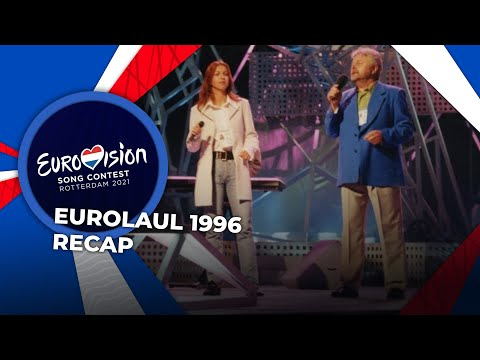 Eurolaul 1996 (Estonia)   RECAP