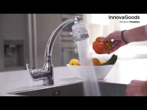 Tap Water Filter With Purification System - King Cooking