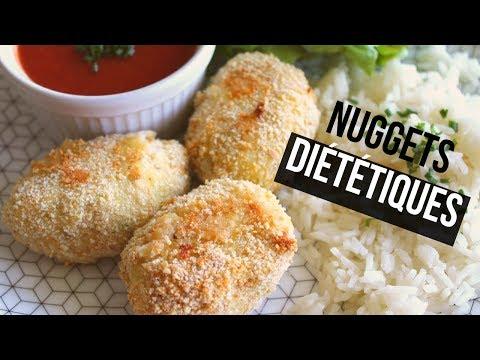 Recette vidéo : Nuggets diététiques