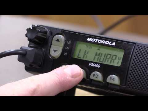 PM400 Radio