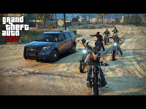 Download Youtube: GTA 5 Roleplay - DOJ 319 - Lost Rampage (Criminal)