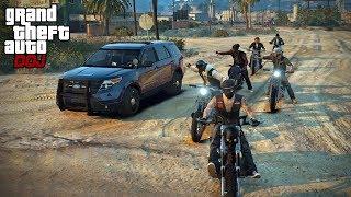 GTA 5 Roleplay - DOJ 319 - Lost Rampage (Criminal)