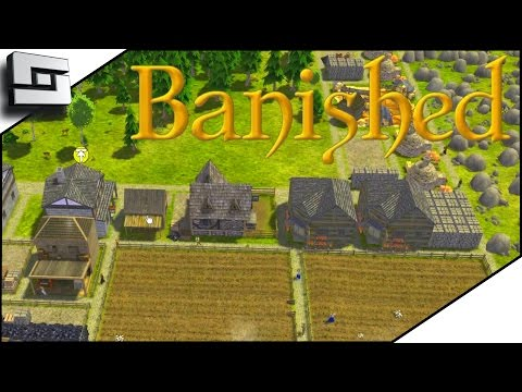 HOMEWARES PRODUCTION! - Banished Gameplay E8 | Sl1pg8r