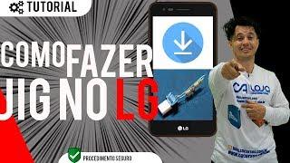 Como Fazer JIG de LG