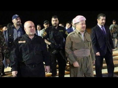 Drama in Kirkuk heatup