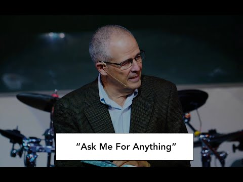 """""""Ask Me For Anything"""" 9/13/20 Service"""