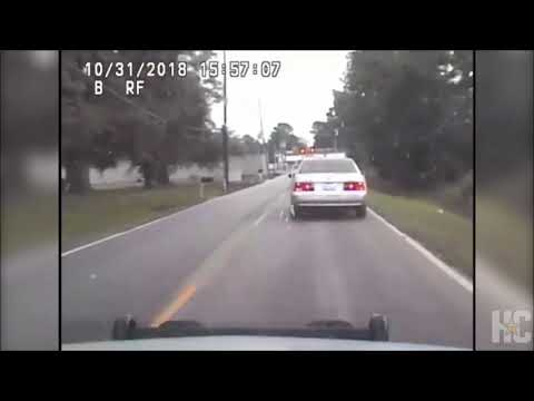 Harris County Sheriff's Office releases video of officer-involved shooting that left one dead