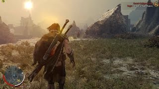 Shadows Of Mordor Gameplay [ULTRA] Adaptive V-sync GTX 770 Superclocked