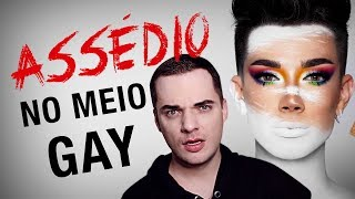CASO JAMES CHARLES e ASSÉDIO NO MEIO GAY - Lorelay Fox
