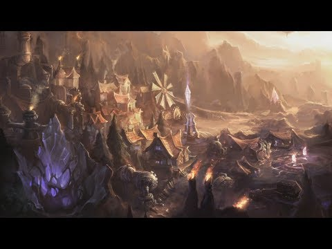 Dominion: Art & Sound Behind the Scenes | League of Legends