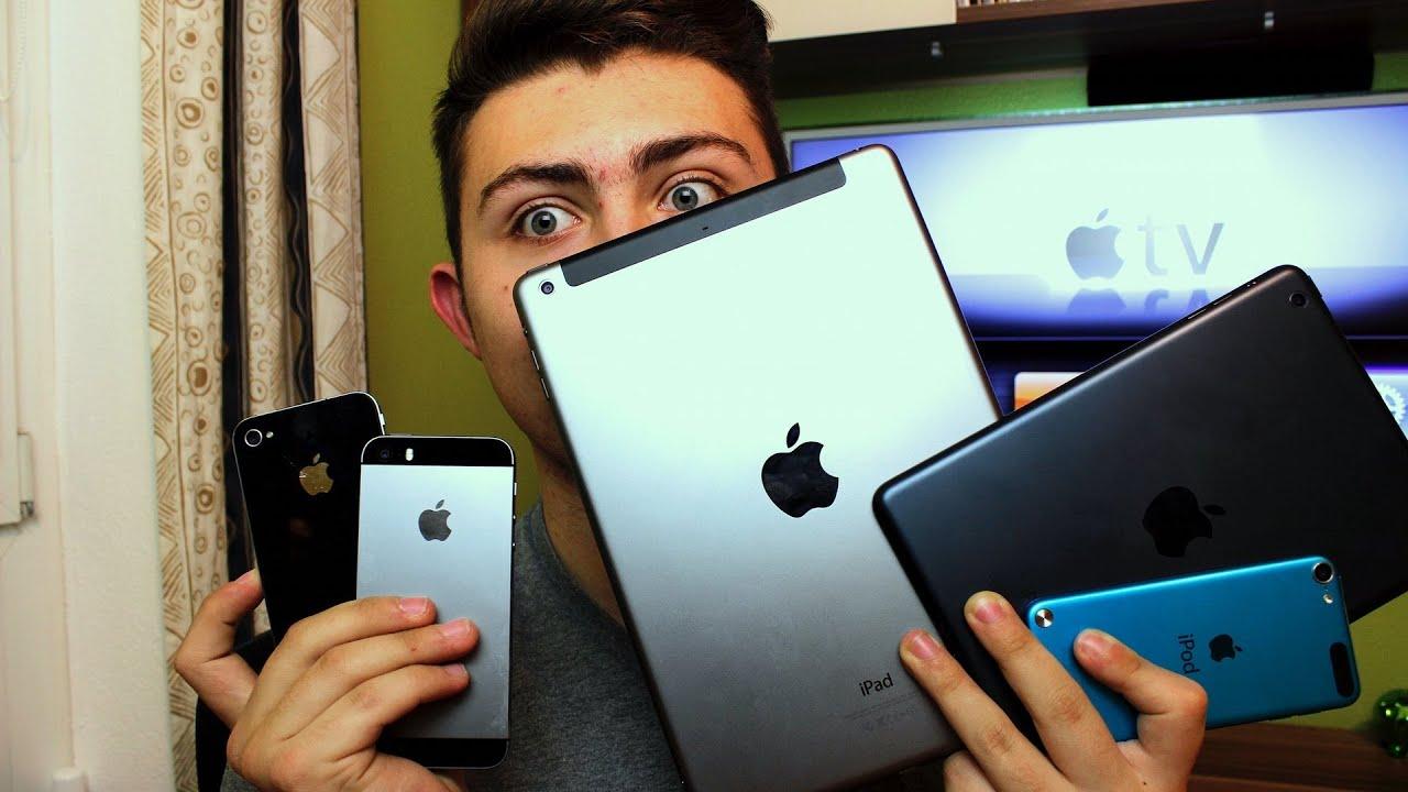 Warum So Viele Apple Produkte