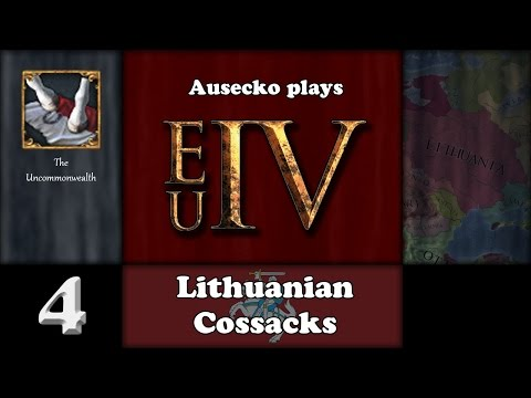 EUIV Lithuanian Cossacks 4 [Russian Winter]